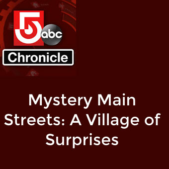 Hear about El El Frijoles and downeast Maine in this Mystery Town video by Chronicle abc5